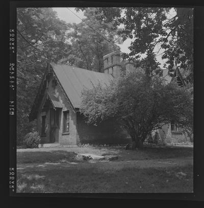 Episcopal Cemetery Chapel, Lexington, Kentucky in Fayette County