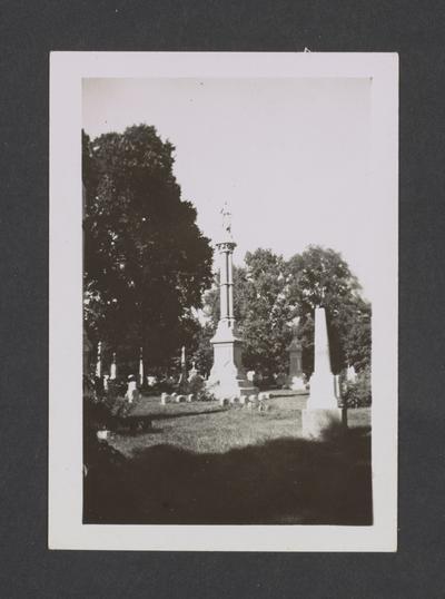 Lexington Cemetery, Fayette County, Kentucky