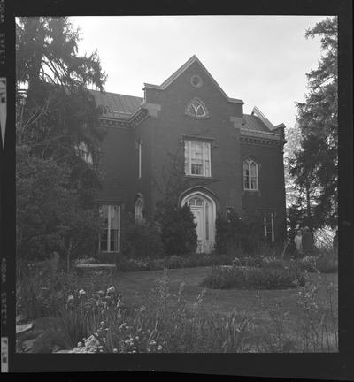 William Wadsworth Home, Buffalo Trace, Maysville, Kentucky in Mason County
