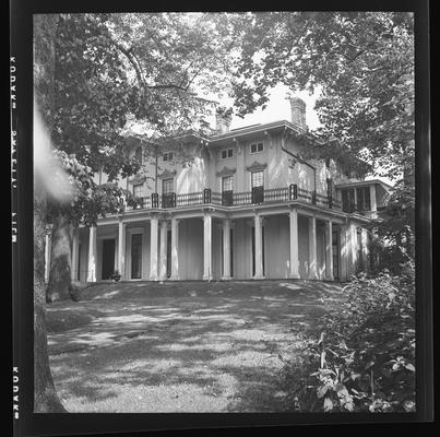 Dr. W. Fraser Villa, North Limestone Street, Lexington, Kentucky in Fayette County