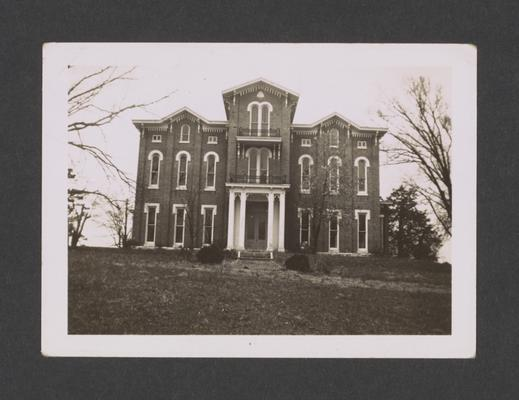 White Hall, Richmond, Kentucky in Madison County