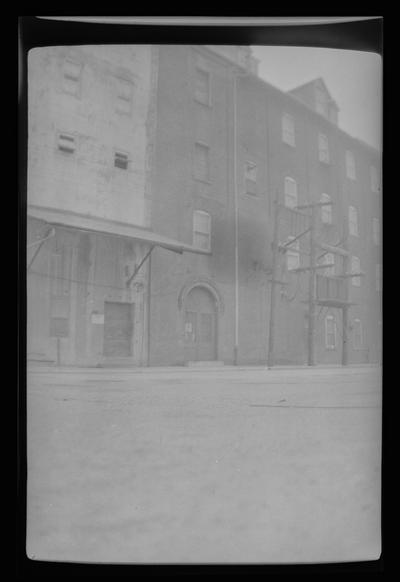 Roller Mills, Vine Street and South Broadway, Lexington, Kentucky