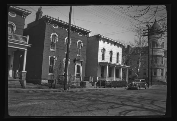 North Limestone and 4th Street. Lexington, Kentucky