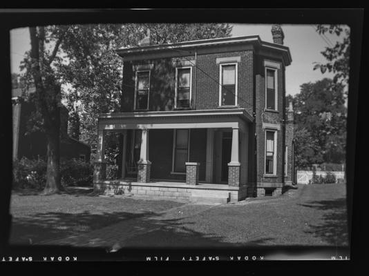 439 West 4th Street. Lexington, Kentucky
