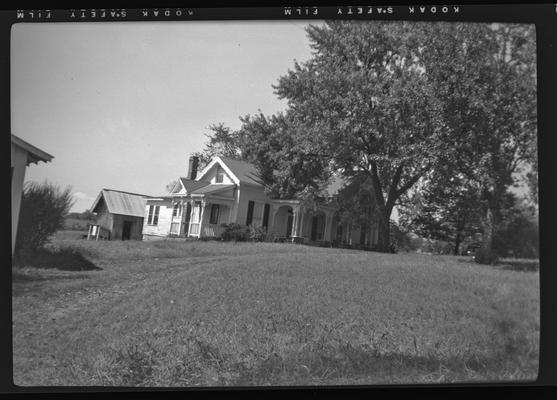 Tate's Creek Road. Fayette County