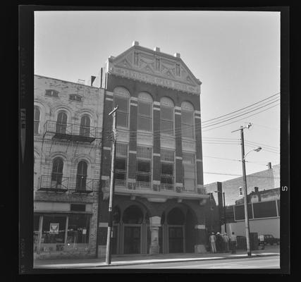 Lexington Opera House. North Broadway. Lexington, Kentucky