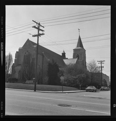Presbyterian Church. Lexington, Kentucky