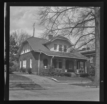 Stone Avenue. Lexington, Kentucky