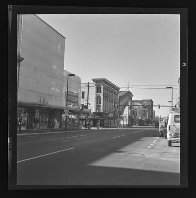 Main Street Lexington, Kentucky