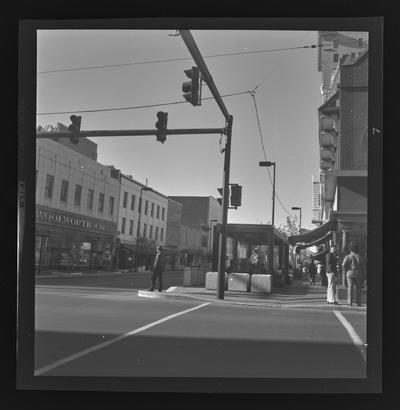 Main Street. Lexington, Kentucky