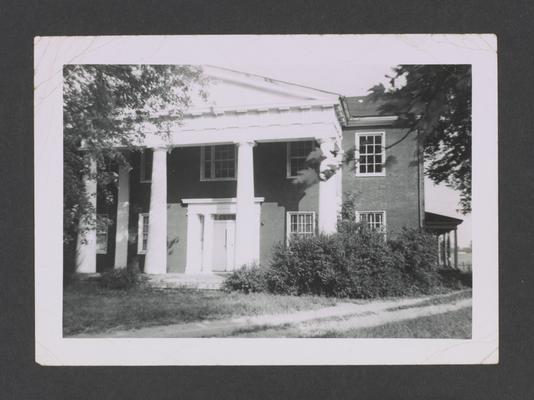 House near Nicholasville, Kentucky