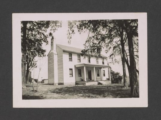 House on Tates Creek Pike