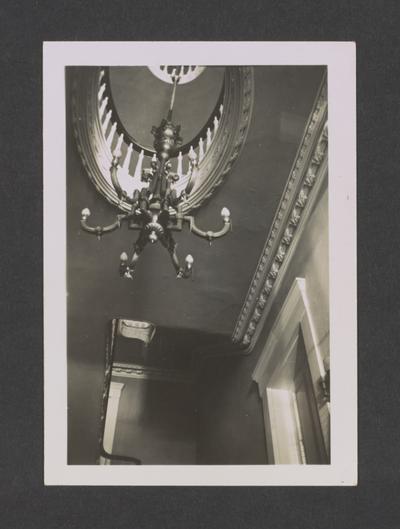 House interior, 355 South Broadway, Lexington, Kentucky