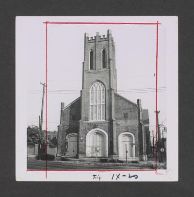 Christ Church, Market Street, Lexington, Kentucky