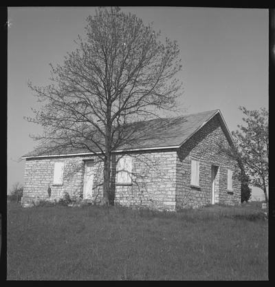 Ebenezer Church, Jessamine County, Kentucky