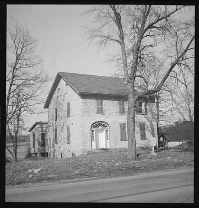 Benjamin Head House, Middletown, Kentucky in Jefferson County