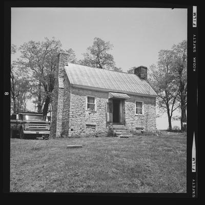 Lancaster House, Keene-Pinckard Pike (Keene-Versailles Rd), Jessamine County, Kentucky