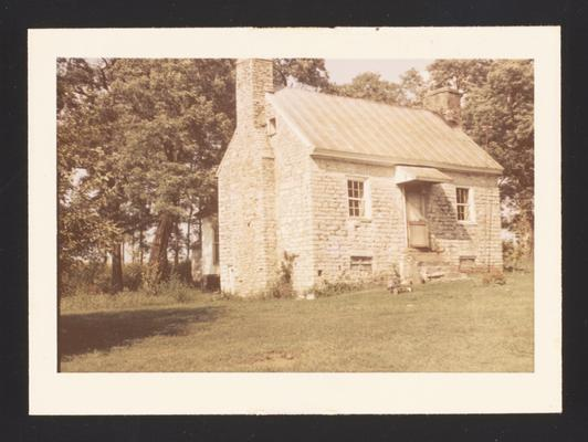 Lancaster House, Keene-Pinckard Pike (Keene-Versailles Rd), Jessamine County, Kentucky, Photo by Ann Wilson