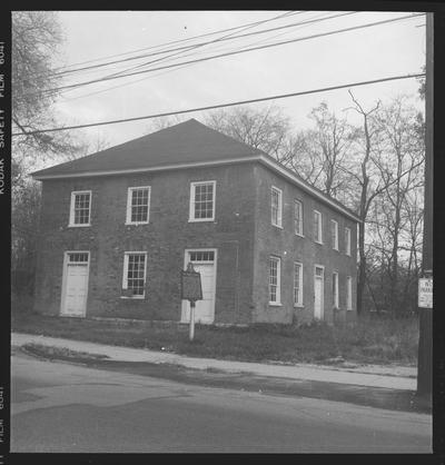 Big Spring Meeting House, Versailles, Kentucky in Woodford County