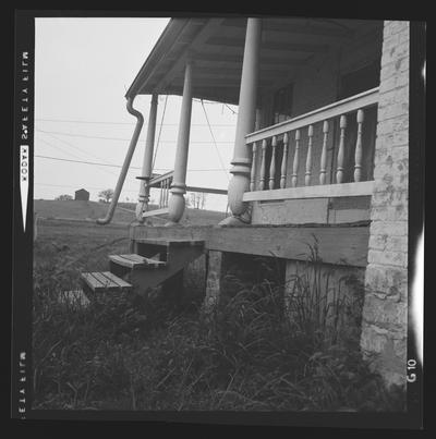 The Cedars, Cynthiana, Kentucky in Harrison County