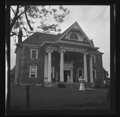 Claver House, Danville, Kentucky in Boyle County