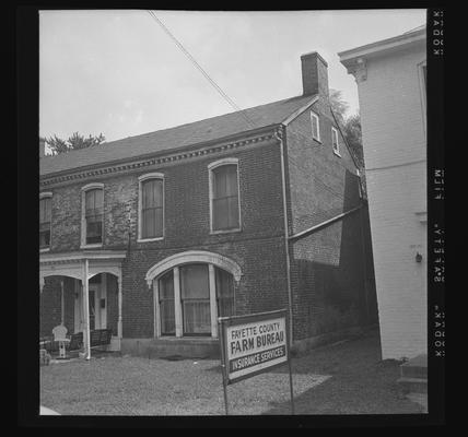 Hart House, 404 North Limestone Street, Lexington, Kentucky in Fayette County