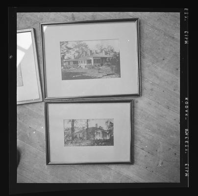 Photographs of pictures of Elmwood Hall, 244 Forest Avenue, Ludlow, Kentucky in Kenton County