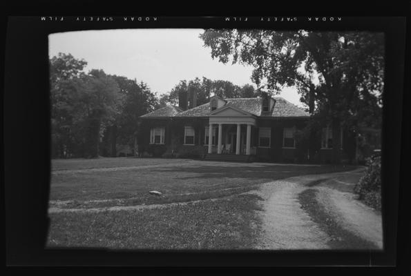 The Grange, Paris, Kentucky in Bourbon County