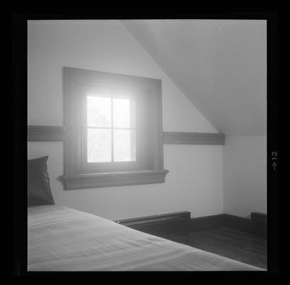 Interiors of Warwick, Moses Jones House, Mercer County, Kentucky