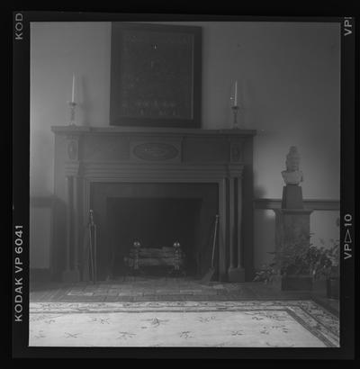Warwick, Moses Jones House, Mercer County, Kentucky