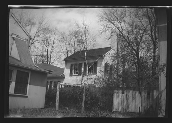 Reverend James McChord House, 450 North Limestone Street, Lexington, Kentucky in Fayette County