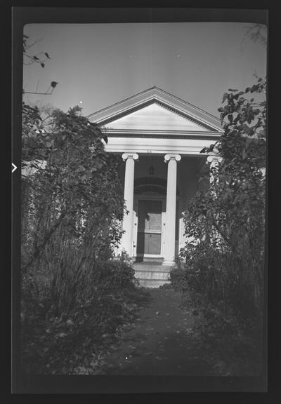 Rose Hill, The John Brand House, 461 North Limestone Street, Lexington, Kentucky in Fayette County