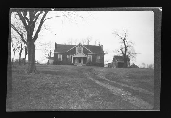 James Innis House, Russell Cave Pike, Fayette County, Kentucky