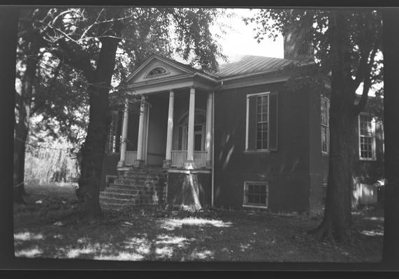 Farmington, Louisville, Kentucky in Jefferson County