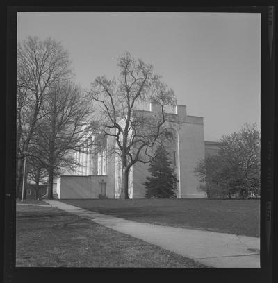 Morrison College, Transylvania University, Lexington, Kentucky in Fayette County