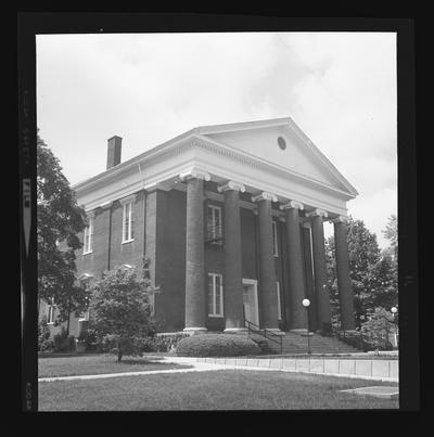 Giddings Hall, Georgetown College, Georgetown, Kentucky in Scott County