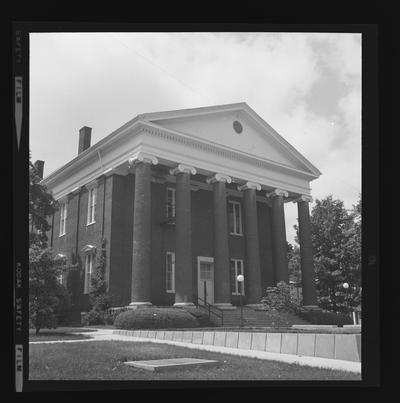 Giddings Hall, Georgetown College, Georgetown, Kentucky in Scott County
