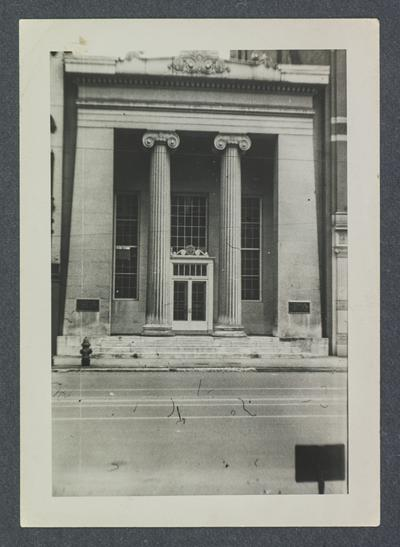 Bank of Louisville, Kentucky in Jefferson County