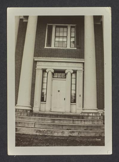 Waveland, Joseph Bryan House, Lexington, Kentucky in Fayette County