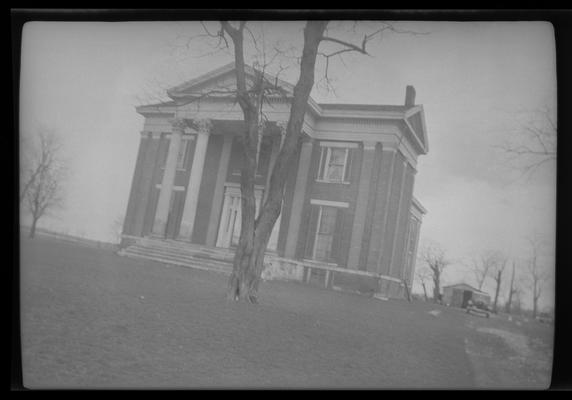 Corinthia, Charles W. Innes House, Russell Cave Pike, Fayette County, Kentucky