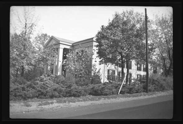 Hancock residence, Paris, Kentucky in Bourbon County