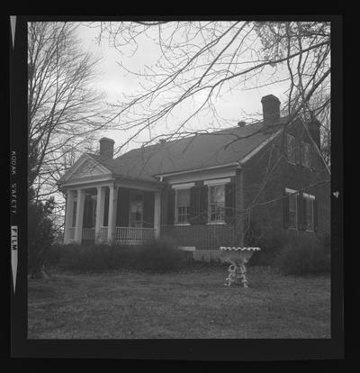 Yeager-Clove House, Crestwood, Kentucky in Oldham County