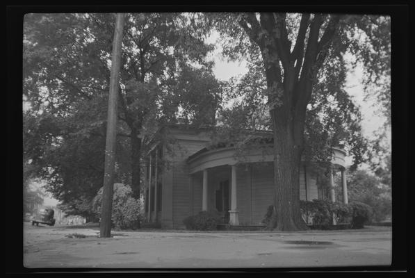 Robert Dillard House, Hopkinsville, Kentucky in Christian County
