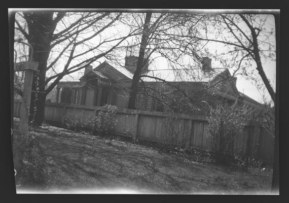 Botherum, Madison Johnson House, 341 Madison Place, Lexington, Kentucky in Fayette County