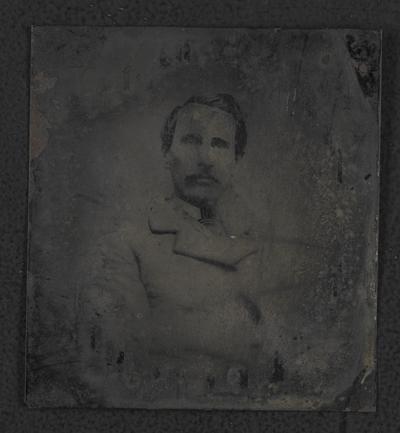 Dr. Robert L. Jackson tintype