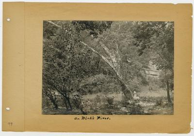 On Dick's (Dix) River