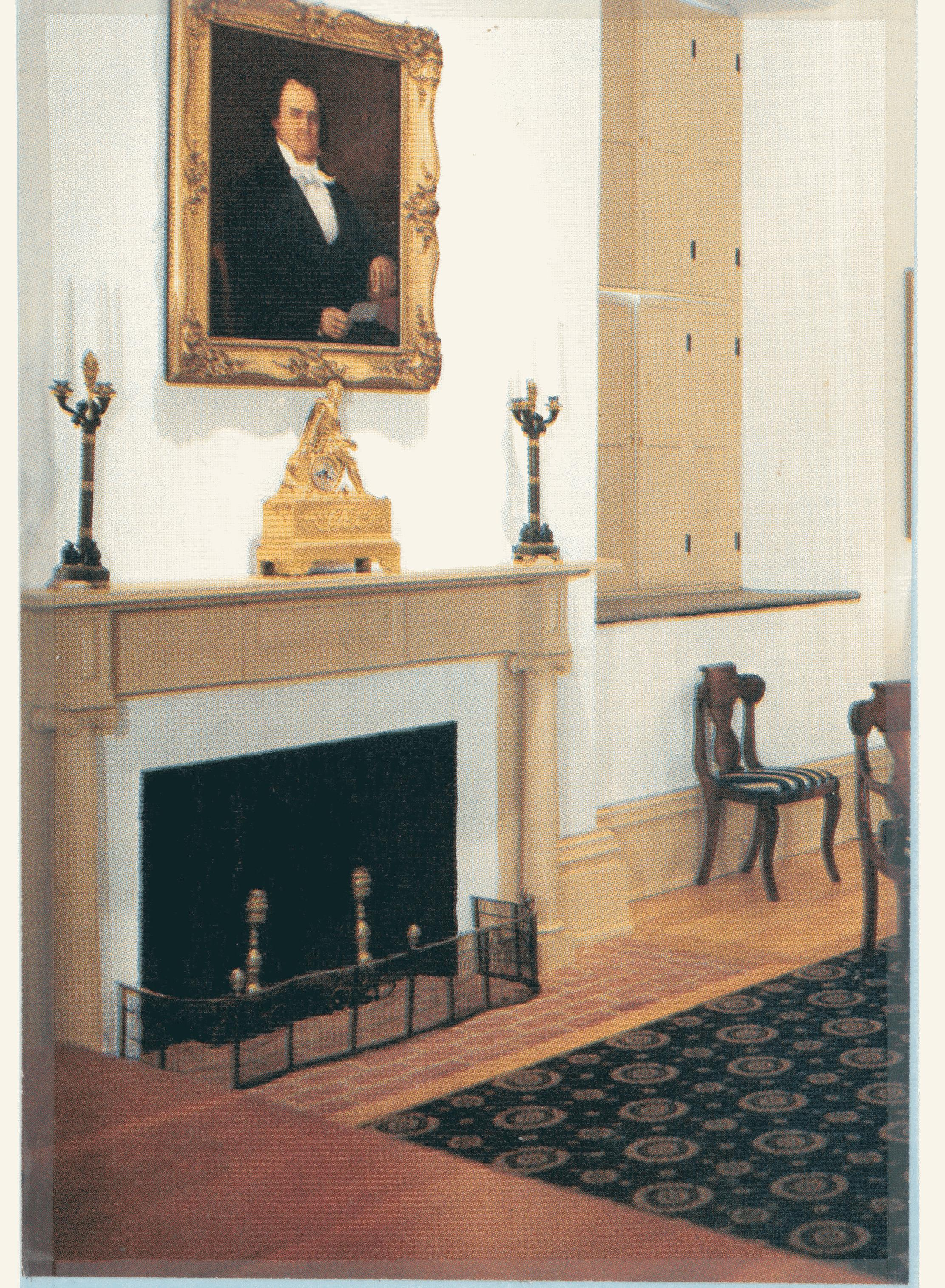 Vintage Plate Cane Ridge Old Meeting House Cabin Paris Kentucky Bourbon County Large Decorative Plate Wall Decor