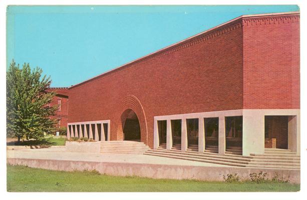 Blazer Library, Kentucky State College