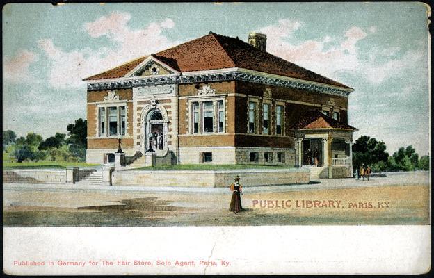 Public Library. 3 copies