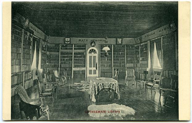 Gethsemani Library